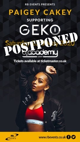 Paigey Postponed