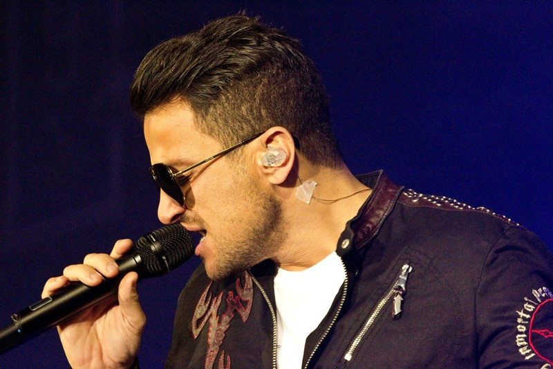 Peter Andre MK50 01
